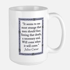 It Seems to Me Most Strange Mugs