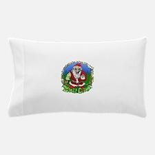 Zombie Claus Pillow Case