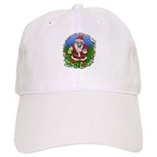 Zombie Claus Baseball Cap