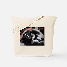smells like love Tote Bag