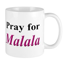 Pray for Malala Mug