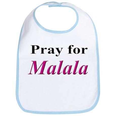 Pray for Malala Bib