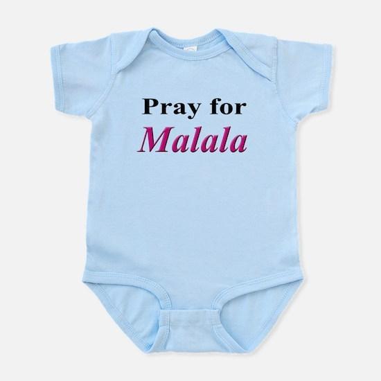 Pray for Malala Infant Bodysuit