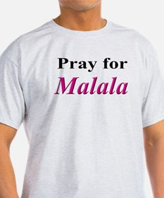 Pray for Malala T-Shirt