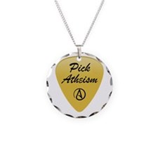 Pick Atheism Necklace