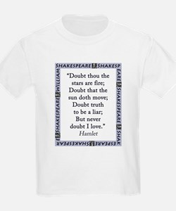 Doubt Thou The Stars Are Fire T-Shirt