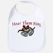 Hear Them Ring Bib