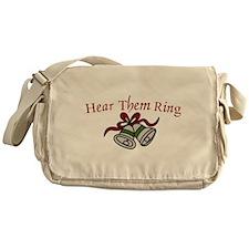 Hear Them Ring Messenger Bag