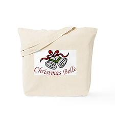 Christmas Belle Tote Bag