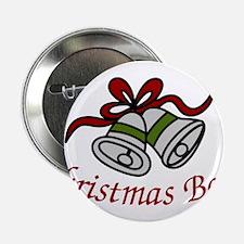 "Christmas Belle 2.25"" Button"