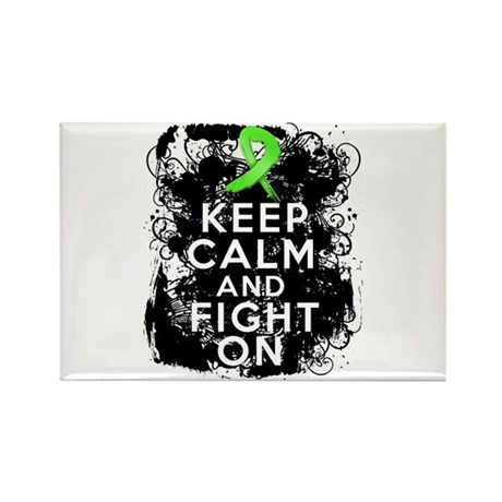 Muscular Dystrophy Keep Calm and Fight On Rectangl