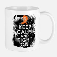 Multiple Sclerosis Keep Calm and Fight On Mug