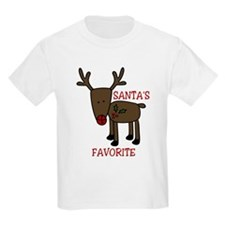 Santas Favorite T-Shirt