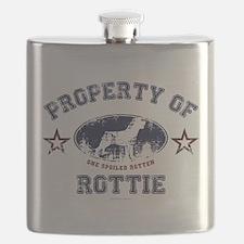 Rottie Flask