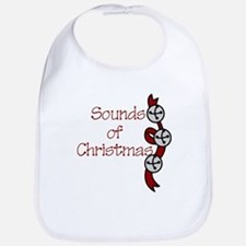 Sounds Of Christmas Bib