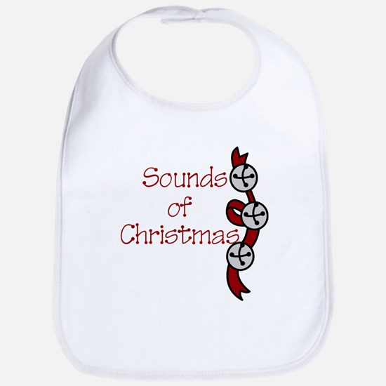 Sounds Of Christmas Bib