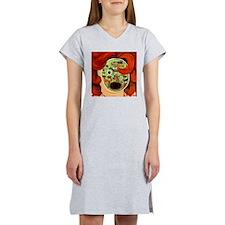 Female Robot Women's Nightshirt