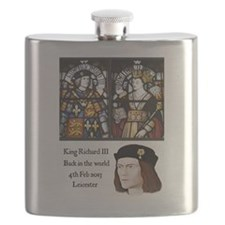King Richard III Flask