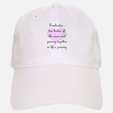 Soulmates (faded heart design) Baseball Baseball Cap