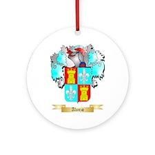 Alonzo Ornament (Round)
