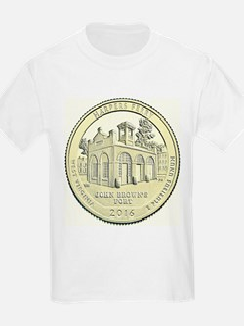 West Virginia Quarter 2016 Basic T-Shirt