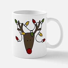 Holiday Reindeer Mug