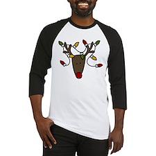 Holiday Reindeer Baseball Jersey
