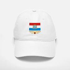Samara Oblast Flag Baseball Baseball Cap