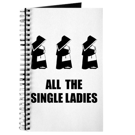 All The Single Ladies Journal