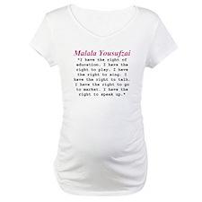 Malala's Rights Shirt