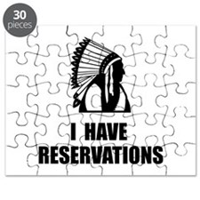 I Have Indian Reservations Puzzle