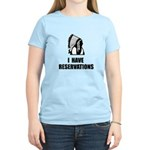 I Have Indian Reservations Women's Light T-Shirt