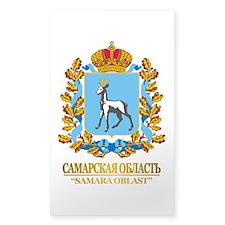 Samara Oblast COA Decal