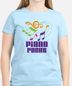 Piano Rocks T-Shirt