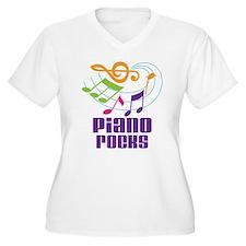 Piano Rocks T-Shirt