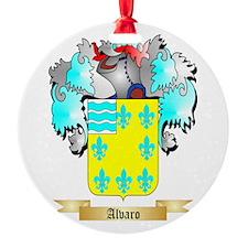Alvaro Ornament