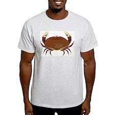Crab Ash Grey T-Shirt