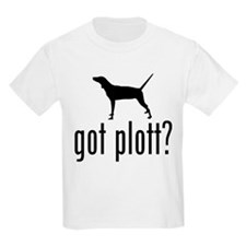 Plott Hound Kids T-Shirt