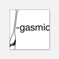 Oar-gasmic Sticker