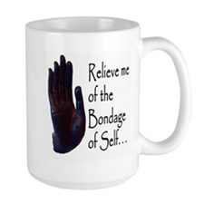 Bondage of Self Ceramic Mugs