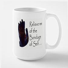 Bondage of Self Mug
