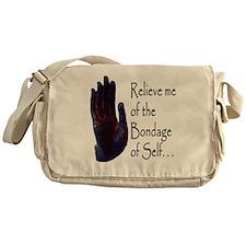 Bondage of Self Messenger Bag