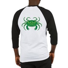 Green Crab Baseball Jersey