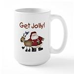 Get Jolly Large Mug