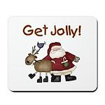 Get Jolly Mousepad