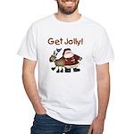 Get Jolly White T-Shirt
