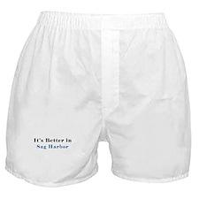 Sag Harbor Boxer Shorts
