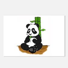 Happy Panda Postcards (Package of 8)