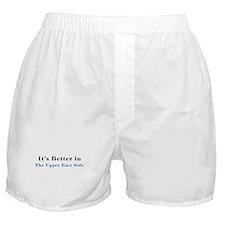Upper East Side Boxer Shorts