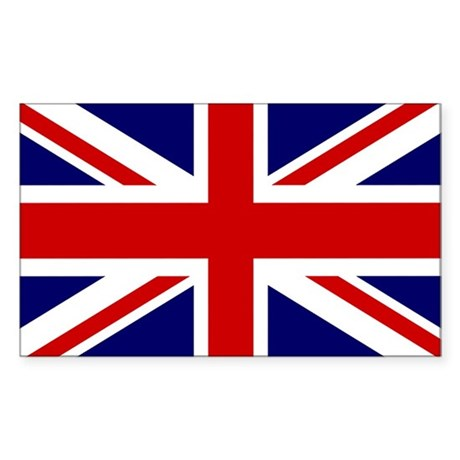 British Flag (Rectangular)